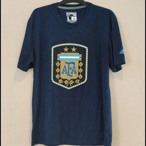 Adidas Argentina Climate 🇦🇷 National ⚽ Tshirt